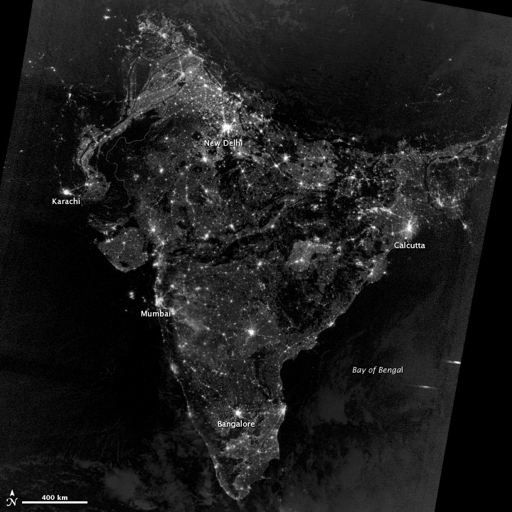 South Asian Night Lights - related image preview