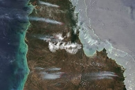 Fires Across Cape York Peninsula