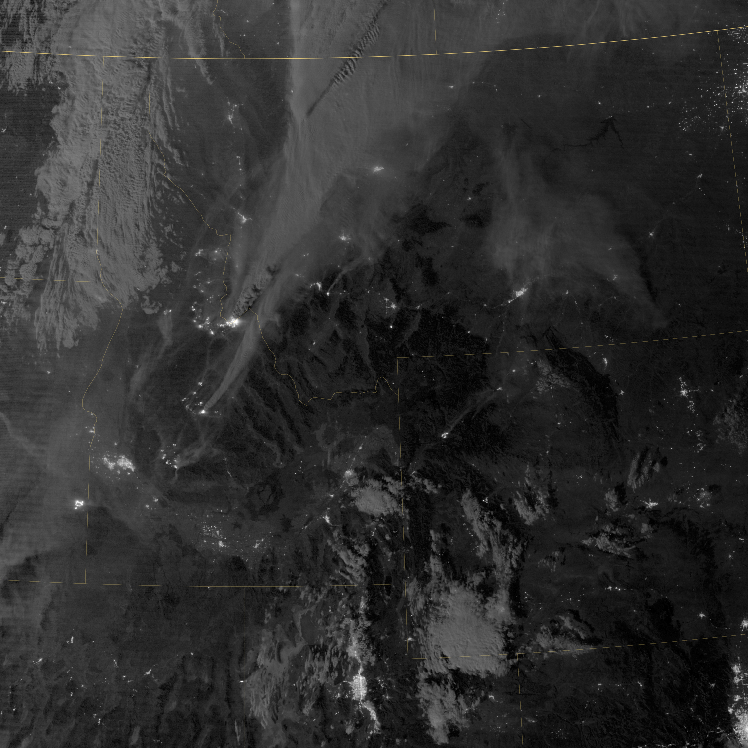 Mustang Complex Fires in Idaho - related image preview