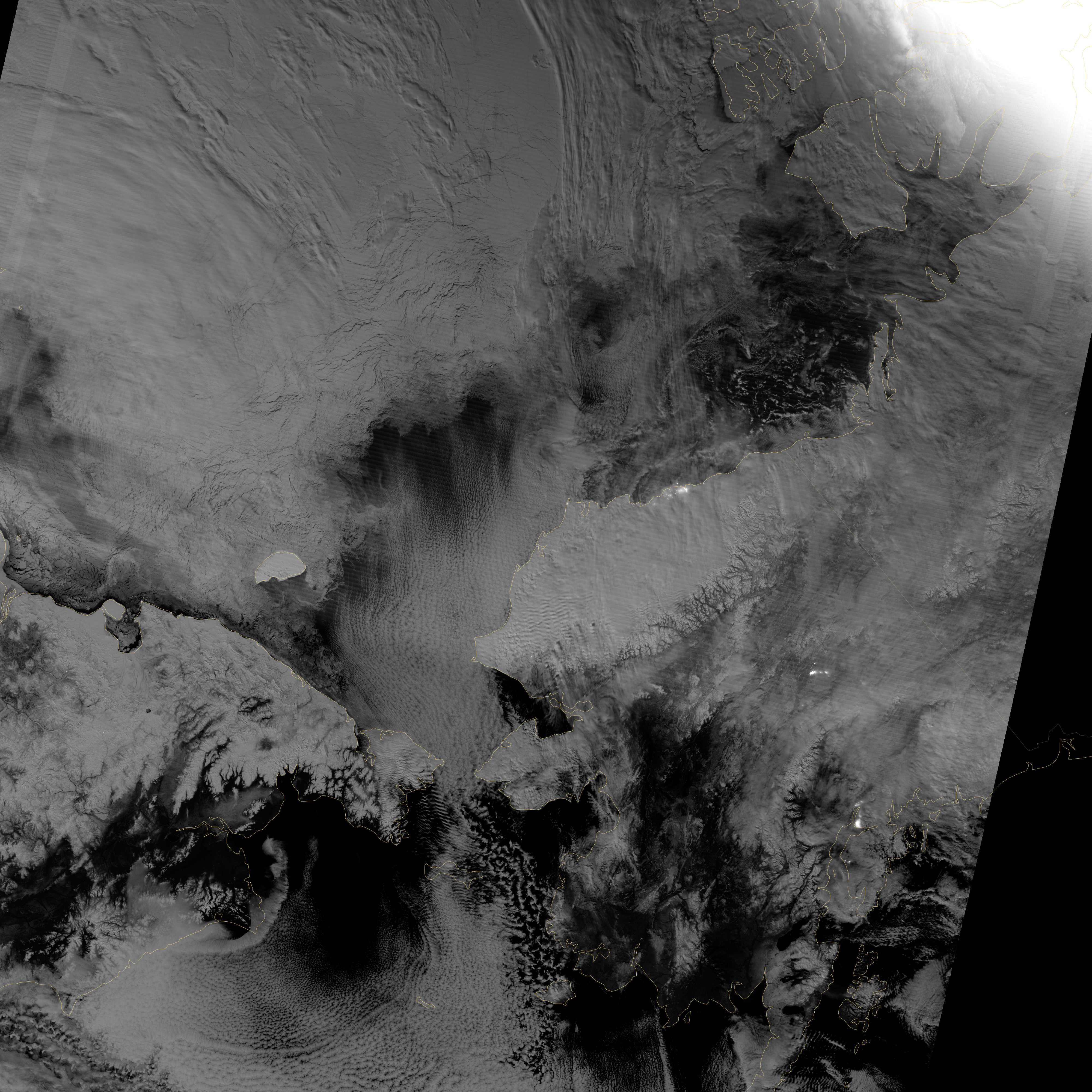 Monitoring the Arctic during Polar Darkness - related image preview