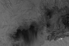 Monitoring the Arctic during Polar Darkness - selected image
