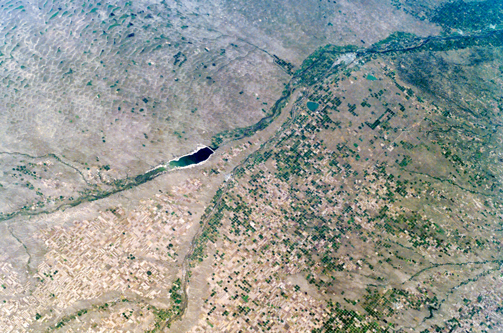 North And South Platte Rivers Nebraska Image Of The Day
