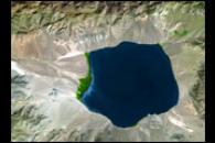 Uvs Nuur Basin in Mongolia