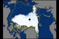 Record Sea Ice Minimum