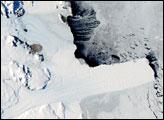 Terra Nova Bay Polynya, Antarctica