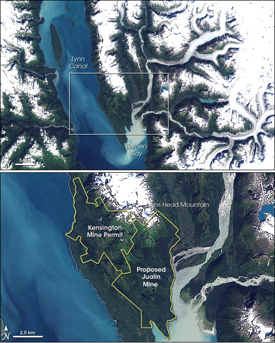 Kensington Gold Project, Alaska