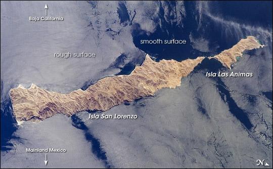 Isla San Lorenzo and Isla Las Animas, Gulf of California
