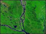 Cyclone Sidr Floods Bangladesh