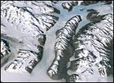 Ferrar Glacier, Antarctica