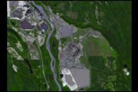 Millennium Open Pit Mine, Alberta