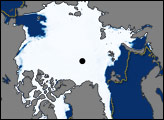 Sea Ice Extent in the Arctic Ocean
