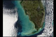Wind Churns the Gulf of Mexico