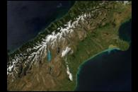 The South Island, New Zealand