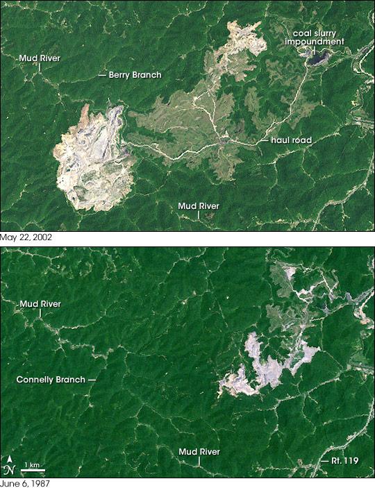 Hobet-21 Mine, West Virginia
