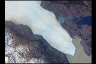 Tyndall Glacier, Chile
