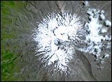 Mount Ruapehu Lake Temperature