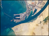 Port of Suez, Egypt