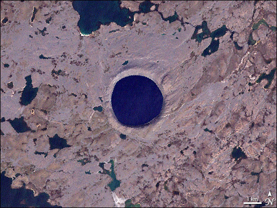 Pingualuit Crater, Canada - related image preview