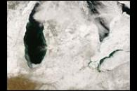 Wintertime on the Great Lakes