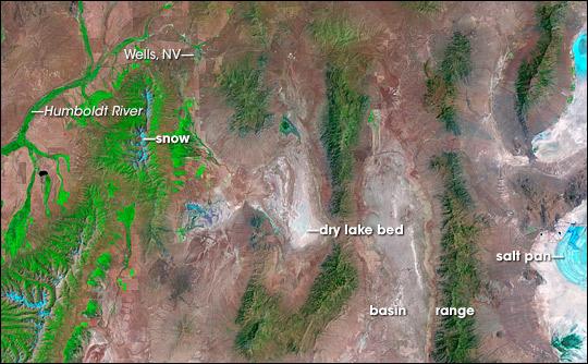 Great Basin Geology