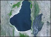 Fire Damages Kenya's Lake Nakuru National Park