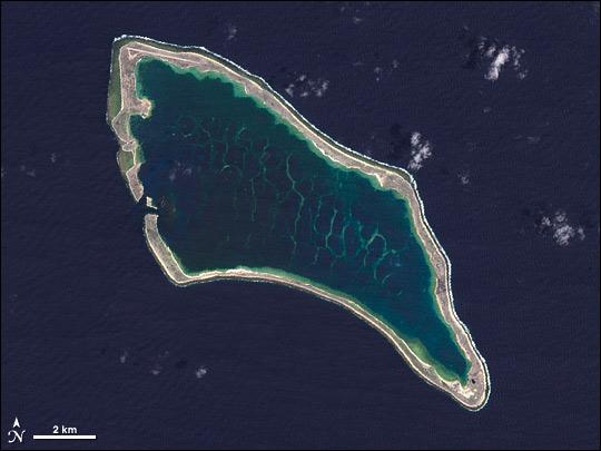 Kanton Island : Image of the Day