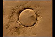 Tenoumer Crater, Mauritania