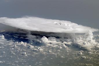 Cumulonimbus Cloud over Africa - related image preview