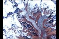 Chorabari Glacier, India