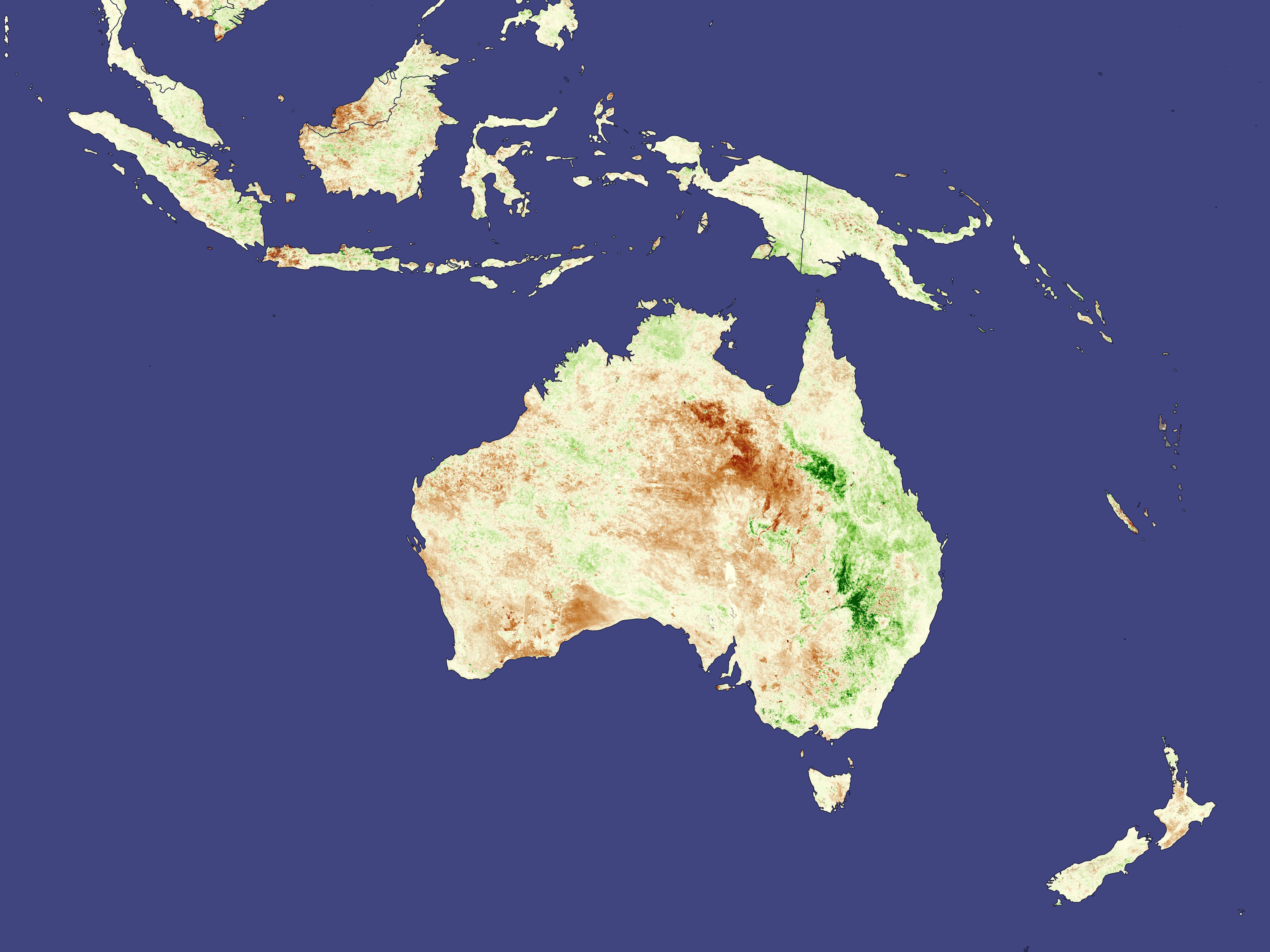 nasa live satellite map of - photo #7
