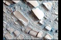 Wilkins Ice Shelf Close-up