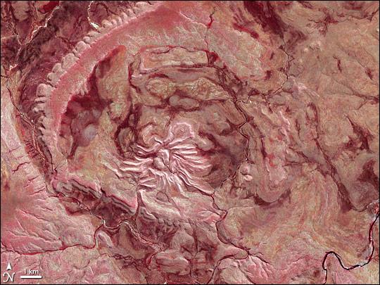 Spider Crater, Western Australia