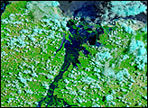 Floods in Northeast Brazil
