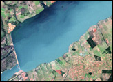 Porto Primavera Reservoir, Brazil