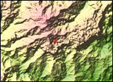 Sichuan Province's Rugged Terrain