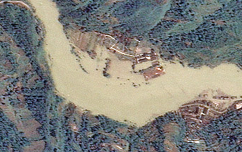 Lake Formation in the Aftermath of Magnitude 7.9 Earthquake - related image preview