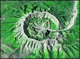 Kondyor Massif, Russian Far East