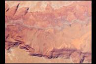 Vermilion Cliffs and Paria River, Arizona