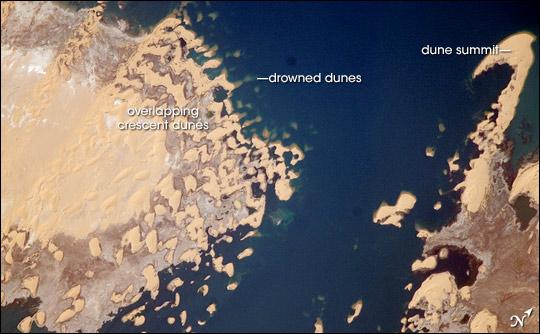 Toshka Lakes, Egypt