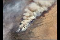 Piute Fire, Sequoia National Forest