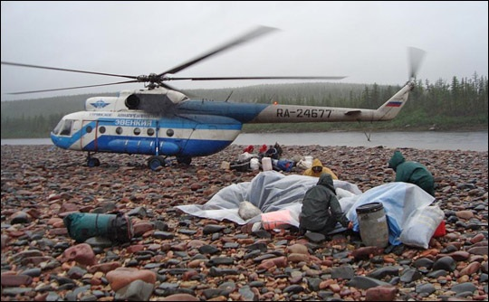 Siberian Expedition 2008: Kotuykan River