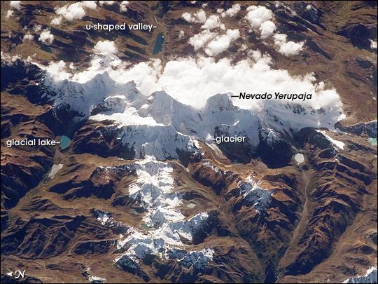 Cordillera Huayhuash, Peruvian Andes