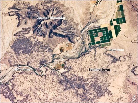 Sentinel Volcanic Field, Arizona