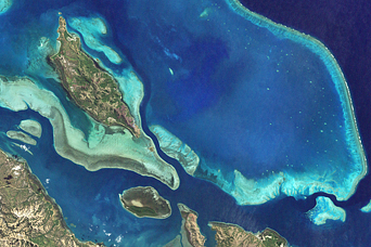 Lagoons and Reefs of New Caledonia - related image preview