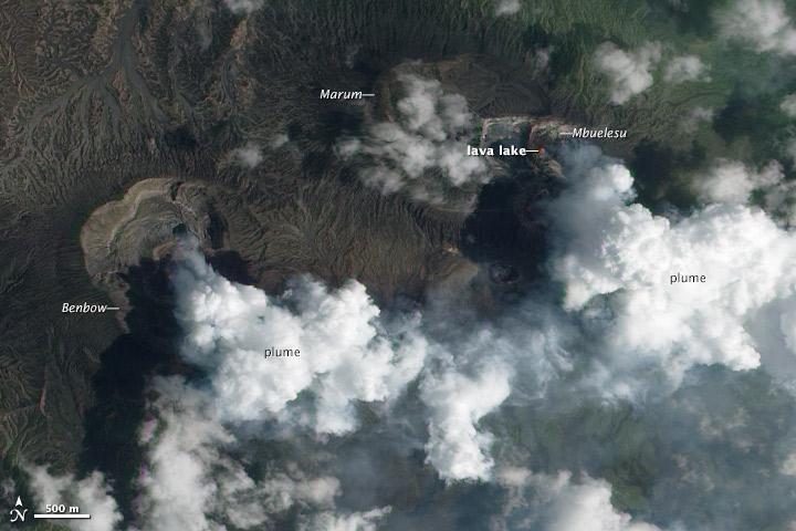 Ambrym's Lava Lakes