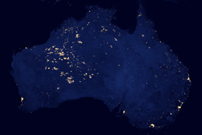 City Lights of Australia, or Not - selected image