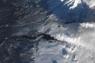 Eruption of Tolbachik Volcano