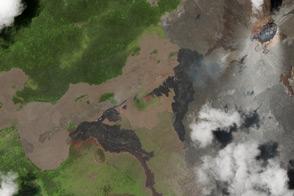 30th Anniversary of the Pu'u 'O'o Eruption on Kilauea - selected image
