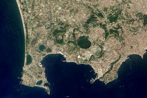Campi Flegrei, Italy - selected image