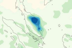 Heavy Rains in Malaysia